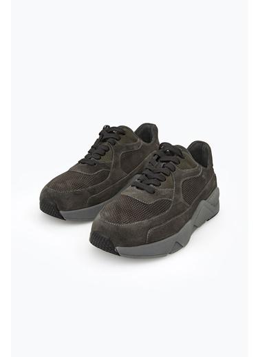 Avva Ayakkabı Antrasit